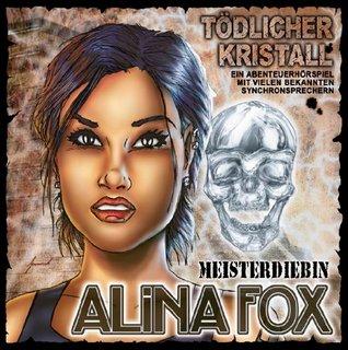 Alina Fox, Tödlicher Kristall  by  Alina Fox Meisterdiebin Vol.1