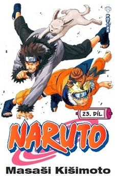 Naruto 23: Potíže (Naruto, #23)
