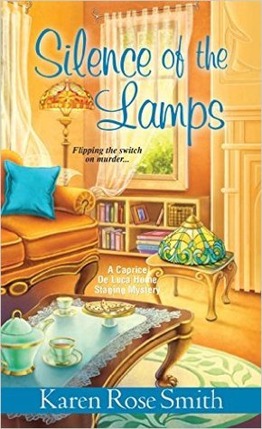 Silence of the Lamps (Caprice De Luca Mystery #5)