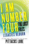 Legacies Reborn (Lorien Legacies: I am Number Four: The Lost Files, #13)