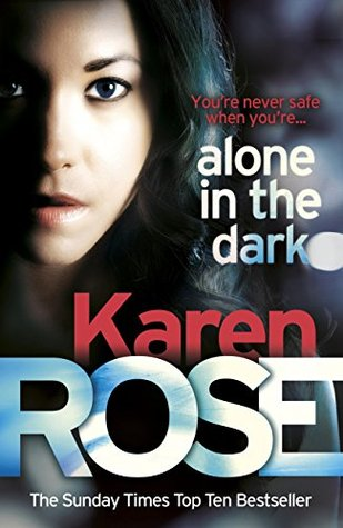 Alone in the Dark (Cincinnati, #2)