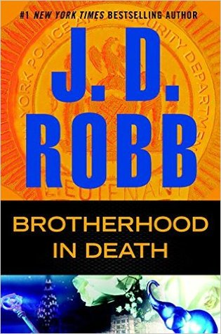 Book Review: Brotherhood in Death by J.D. Robb