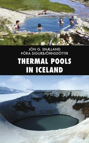 Thermal Pools in Iceland  by  Jón G. Snæland