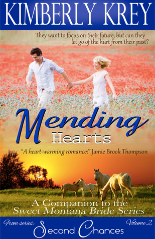 Mending Hearts, Logan's Story (Second Chances #2)