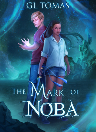 The Mark of Noba (The Sterling Wayfairer Series, #1)