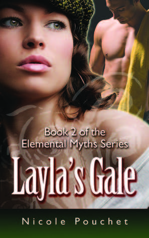 Layla's Gale, A Paranormal Romance (Elemental Myths #2)