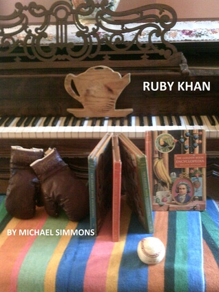 Ruby Khan  by  Michael Simmons