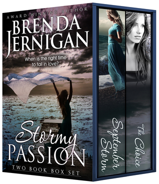 Stormy Passion by Brenda Jernigan