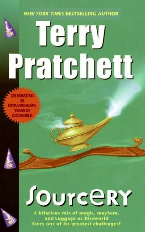 Sourcery (Discworld #5)  by Terry Pratchett />