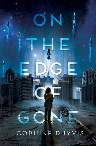 On the Edge of Gone – Corinne Duyvis