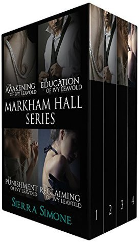 Markham Hall Series Bundle (Markham Hall #1-4)