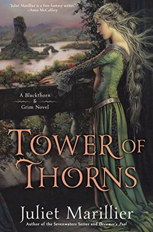 Review: Tower of Thorns by Juliet Marillier (@jessicadhaluska)
