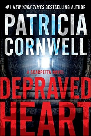 Book Review: Depraved Heart by Patricia Cornwell
