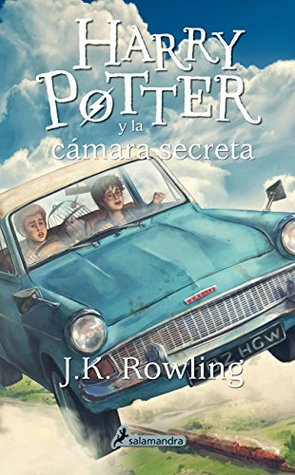 Harry Potter y la camara secreta (Harry Potter #2)