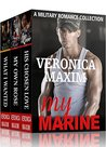 Military Romance Collection: My Marine (An Alpha Marine Complete Romance Bundle Set) (New Adult Contemporary Short Stories Collection)