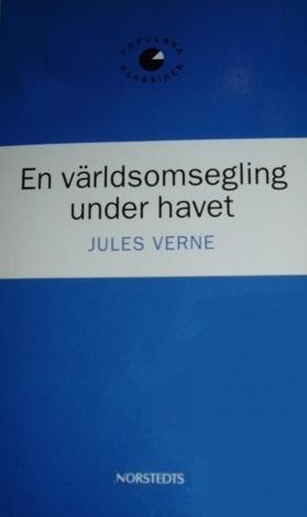 En världsomsegling under havet  by  Jules Verne