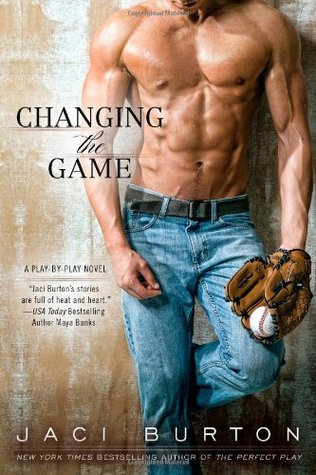 Book Review: Jaci Burton's Changing the Game
