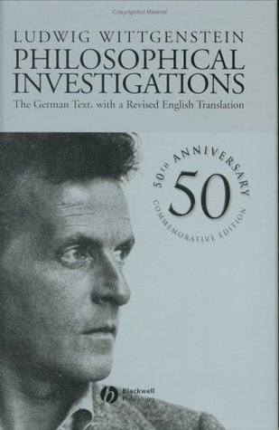Philosophical Investigations (Hardcover)