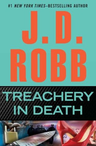 Book Review: J.D. Robb's Treachery in Death