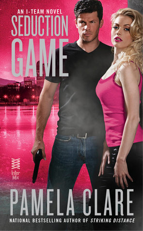 Seduction Game (I-Team, #7)