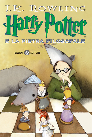 Harry Potter e la pietra filosofale (Harry Potter, #1)