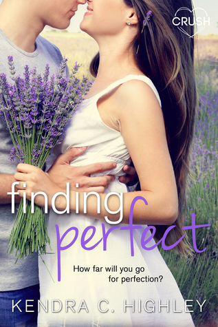 {Review} Finding Perfect by Kendra C. Highley