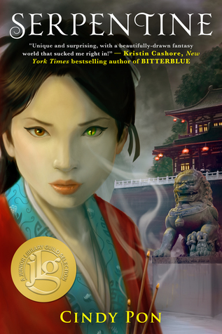 Serpentine (Kingdom of Xia: Second Series, #1)