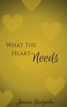 What The Heart Needs (Stars Landing, #1)
