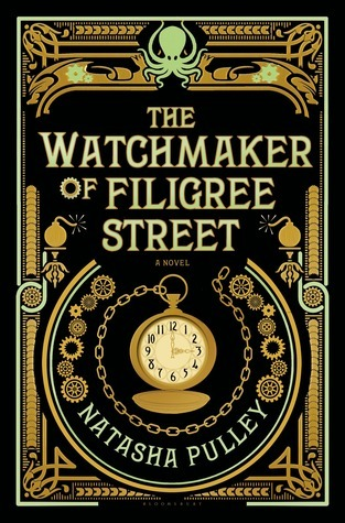 cover The Watchmaker of Filigree Street