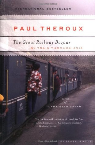 The Great Railway Bazaar (Paperback)