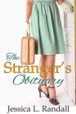 The Stranger's Obituary (The Obituary Society, #2)