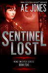 Sentinel Lost (Mind Sweeper #5)