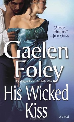 His Wicked Kiss (Knight Miscellany, #7)