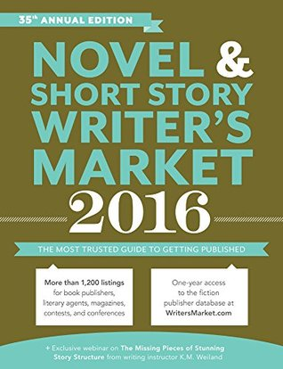 Novel & Short Story Writer's Market by Rachel Randall