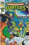Dreadging the Ocean Blue (Ninja Turtles Adventures, #16)