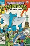 Something Fishy Goes Down (Ninja Turtles Adventures, #5)