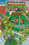 Of Turtles and Stones and Mary Bones (Ninja Turtles Adventures, #6)