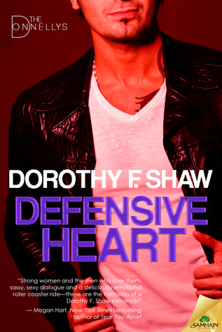 Defensive Heart (The Donnellys, #2)