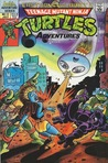 The Lost World (Ninja Turtles Adventures, #12)
