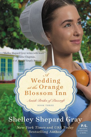 A Wedding at the Orange Blossom Inn (Amish Brides of Pinecraft, #3)