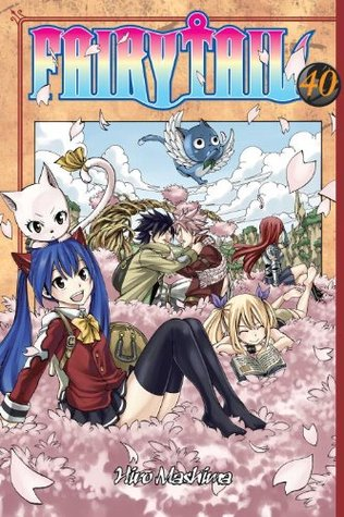 Fairy Tail, Vol. 40 (Fairy Tail, #40)