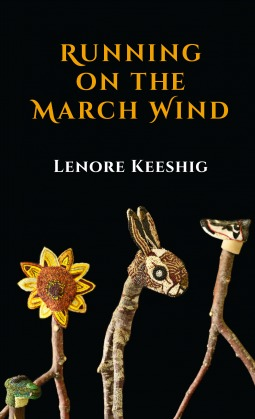 Running on the March Wind by Lenore Keeshig
