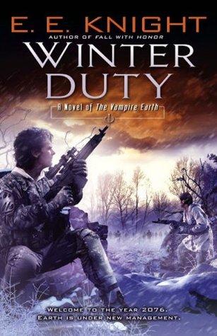 winter duty vampire earth 8 by e e knight reviews. Black Bedroom Furniture Sets. Home Design Ideas