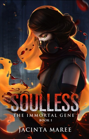 Soulless by Jacinta Maree