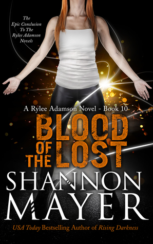 Review: Blood of the Lost by Shannon Mayer (@TheShannonMayer)