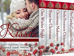 Christmas Kisses (Echo Ridge Romance, #1)