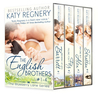 The English Brothers Boxed Set, Books #1-4