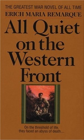 "a literary analysis of the novel all quiet on the western front by erich maria remarque This ""all quiet on the western front"" research paper presents an analysis of the book from a specific point of viewthe author examines how erich maria remarque touched on the topic of the."