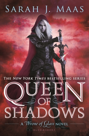 {Review} Queen of Shadows by Sarah J. Maas