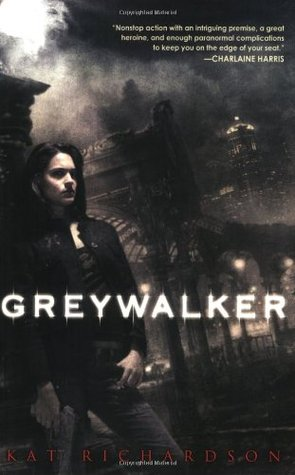 Book Review: Kat Richardson's Greywalker